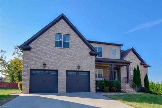 5291 Robust Court, Lewisville, NC 27023 (MLS #997538) :: Greta Frye & Associates | KW Realty Elite