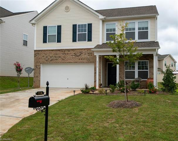 5516 Hardie Farm Drive, Greensboro, NC 27405 (MLS #997548) :: Greta Frye & Associates | KW Realty Elite