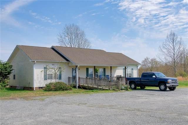 3015 View Crest Drive, Jonesville, NC 28642 (MLS #997630) :: Team Nicholson