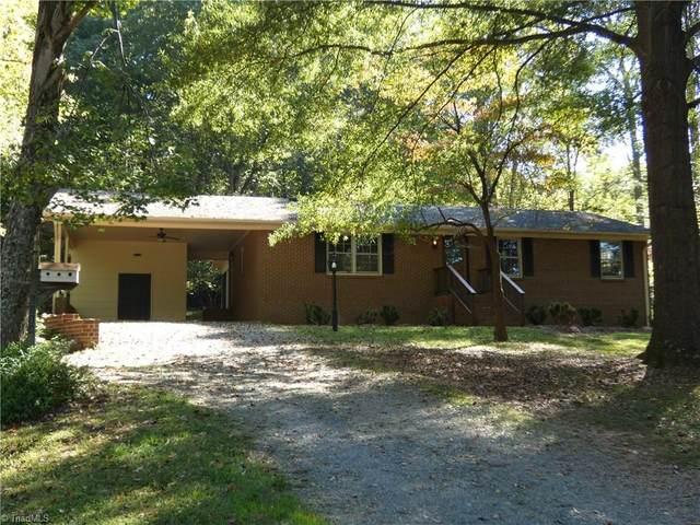5719 Enfield Road, Pfafftown, NC 27040 (MLS #997658) :: Ward & Ward Properties, LLC