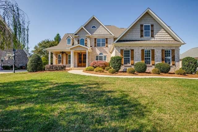 882 Windalier Lane, Winston Salem, NC 27106 (MLS #997681) :: Ward & Ward Properties, LLC