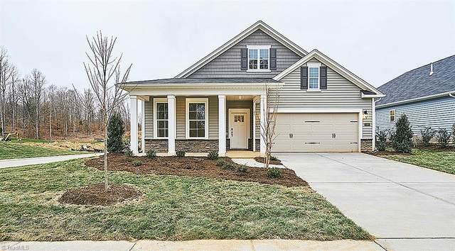 4137 Limestone Court #68, Clemmons, NC 27012 (MLS #997788) :: Berkshire Hathaway HomeServices Carolinas Realty