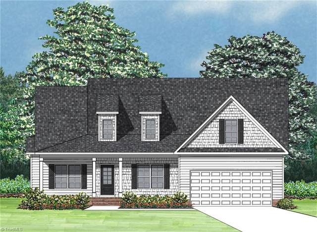 South Point Drive, Stokesdale, NC 27357 (#997861) :: Rachel Kendall Team