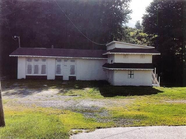 1406 S Jefferson Avenue, West Jefferson, NC 28694 (MLS #997976) :: Ward & Ward Properties, LLC