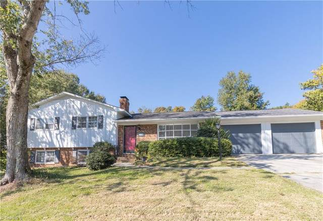 995 Nottingham Road, High Point, NC 27262 (MLS #997978) :: Ward & Ward Properties, LLC