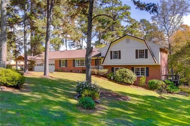 5217 Overlea Drive, Greensboro, NC 27407 (MLS #998025) :: Lewis & Clark, Realtors®
