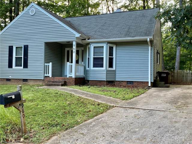960 Chatfield Drive, Jamestown, NC 27282 (MLS #998107) :: Lewis & Clark, Realtors®