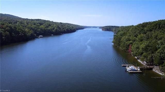 157 Harbor Drive W, Lexington, NC 27292 (MLS #998193) :: Greta Frye & Associates | KW Realty Elite