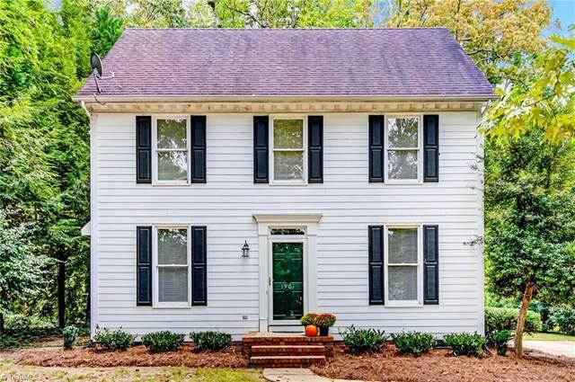1901 Fernwood Drive, Greensboro, NC 27408 (MLS #998222) :: Ward & Ward Properties, LLC