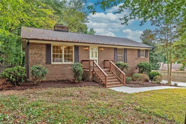 511 Burkewood Drive, Winston Salem, NC 27104 (#998262) :: Premier Realty NC