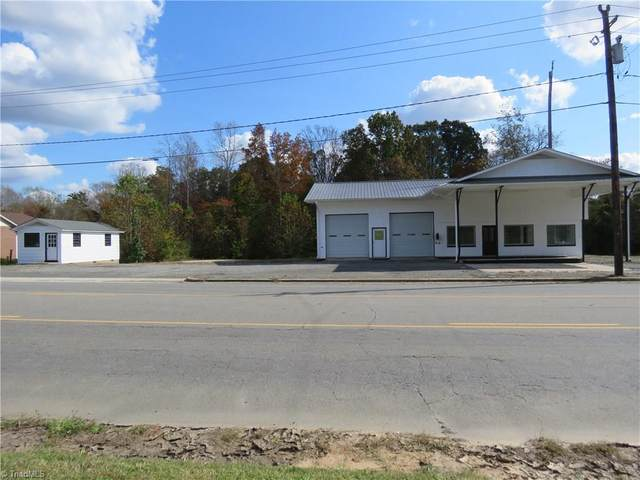 540 S Key Street, Pilot Mountain, NC 27041 (MLS #998264) :: Berkshire Hathaway HomeServices Carolinas Realty