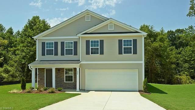 904 Cannonade Drive #18, Whitsett, NC 27377 (MLS #998287) :: Lewis & Clark, Realtors®
