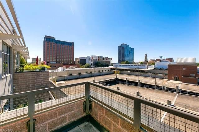 530 N Trade Street #409, Winston Salem, NC 27101 (MLS #998333) :: Berkshire Hathaway HomeServices Carolinas Realty