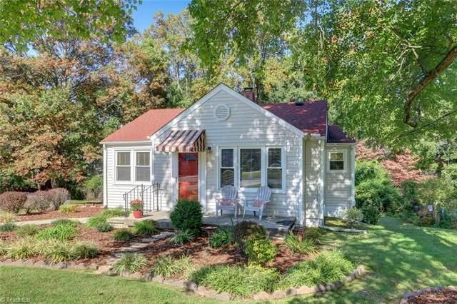 714 Crescent Drive, Reidsville, NC 27320 (MLS #998345) :: Ward & Ward Properties, LLC