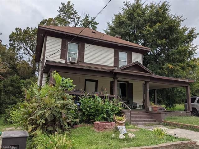 520 White Oak Street, High Point, NC 27260 (MLS #998353) :: Greta Frye & Associates   KW Realty Elite