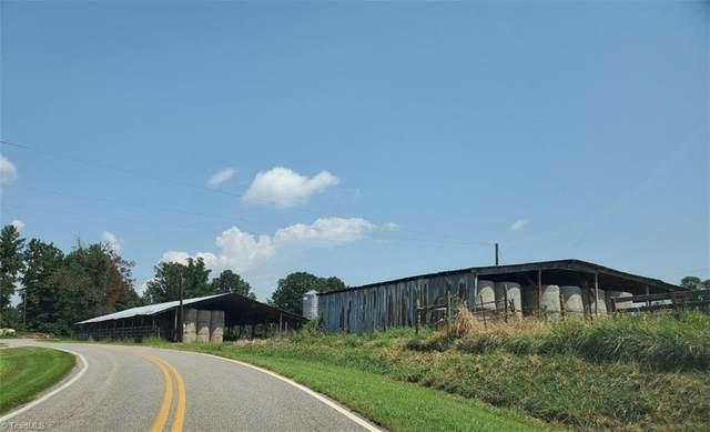0 Mulberry Creek Road, North Wilkesboro, NC 28697 (MLS #998374) :: Ward & Ward Properties, LLC