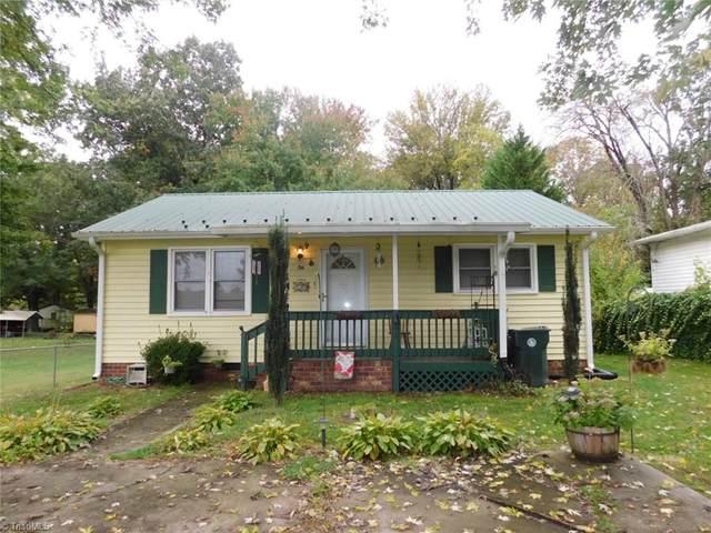 706 Ferndale Drive, Thomasville, NC 27360 (MLS #998422) :: Greta Frye & Associates   KW Realty Elite