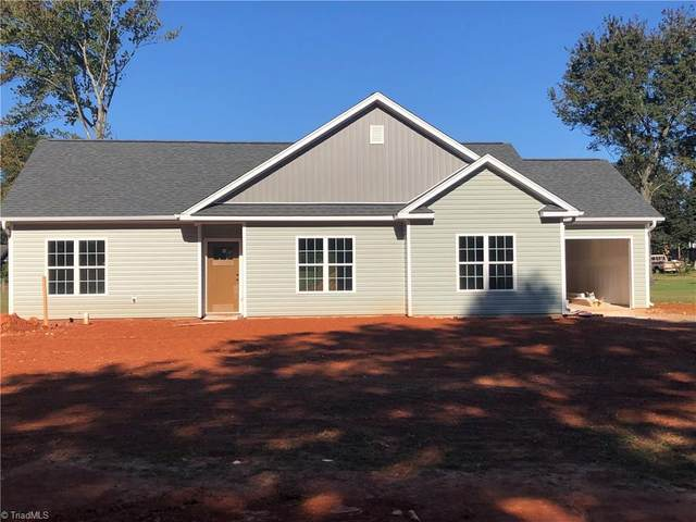 194 Oakland Avenue, Mocksville, NC 27028 (MLS #998450) :: Ward & Ward Properties, LLC