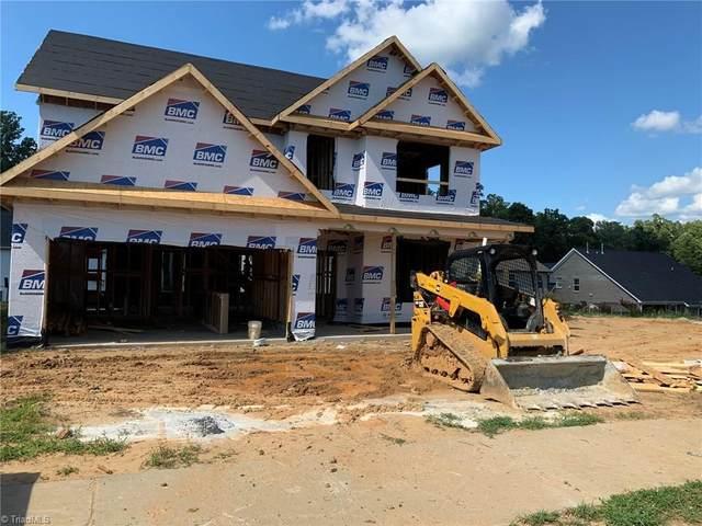 1275 Stone Gables Drive Lot 57, Elon, NC 27244 (MLS #998458) :: Lewis & Clark, Realtors®