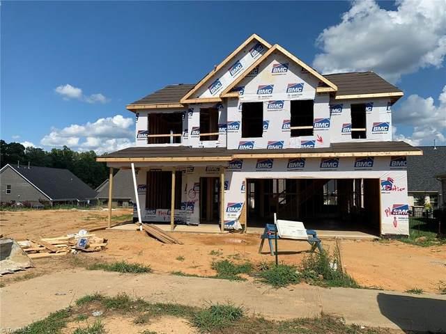 1267 Stone Gables Drive Lot 58, Elon, NC 27244 (MLS #998459) :: Lewis & Clark, Realtors®
