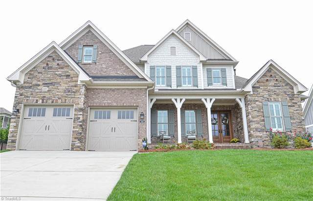 5333 Summer Hill Lane, Winston Salem, NC 27106 (MLS #998462) :: Ward & Ward Properties, LLC