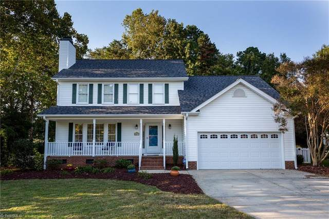 2601 White Fence Way, High Point, NC 27265 (MLS #998510) :: Team Nicholson