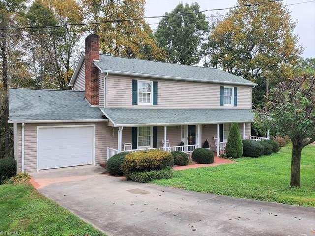 175 Basswood Terrace, Wilkesboro, NC 28697 (MLS #998544) :: Ward & Ward Properties, LLC