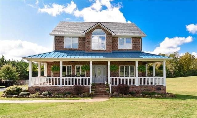 2240 Overlook Drive, Denton, NC 27239 (MLS #998578) :: Berkshire Hathaway HomeServices Carolinas Realty