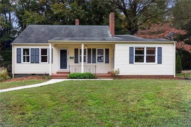 174 Victoria Street, Elkin, NC 28621 (MLS #998593) :: Ward & Ward Properties, LLC