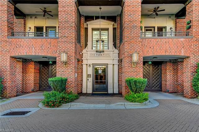 1 Park Vista Lane #140, Winston Salem, NC 27101 (MLS #998638) :: Greta Frye & Associates | KW Realty Elite