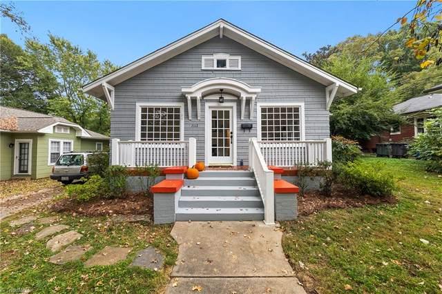 2112 Queen Street, Winston Salem, NC 27103 (MLS #998659) :: Berkshire Hathaway HomeServices Carolinas Realty