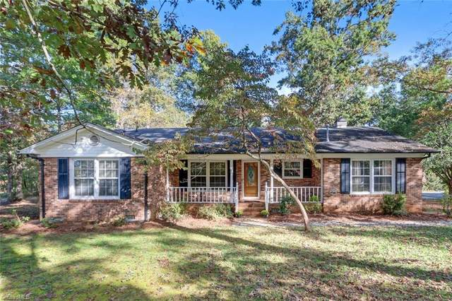 403 Forrest Drive, Reidsville, NC 27320 (MLS #998676) :: Berkshire Hathaway HomeServices Carolinas Realty