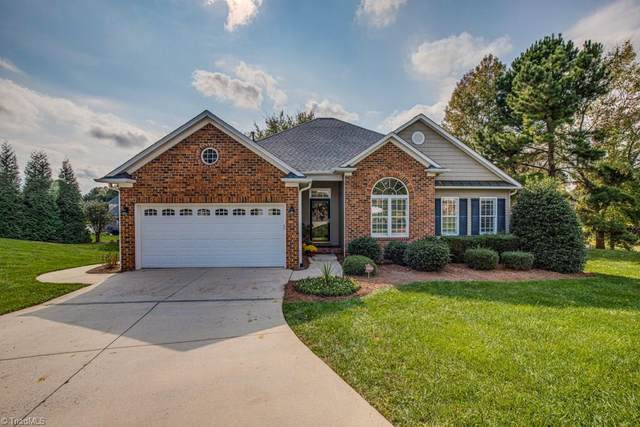 137 W Eden Course Drive, Advance, NC 27006 (MLS #998687) :: Ward & Ward Properties, LLC