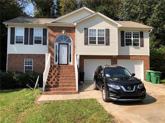 1020 Cedar Hollow Drive, Lewisville, NC 27023 (MLS #998727) :: Team Nicholson