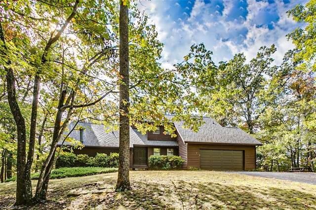 1102 Hoover Hill Road, Asheboro, NC 27205 (MLS #998740) :: Ward & Ward Properties, LLC