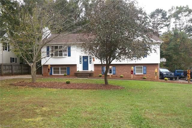 6430 Robinhood Trace Drive, Pfafftown, NC 27040 (MLS #998744) :: Lewis & Clark, Realtors®