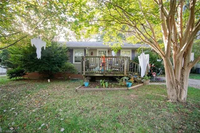 2210 Hubert Street, Greensboro, NC 27403 (MLS #998746) :: Lewis & Clark, Realtors®