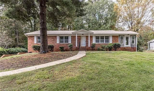 756 Elderwood Avenue, Winston Salem, NC 27103 (MLS #998757) :: Berkshire Hathaway HomeServices Carolinas Realty