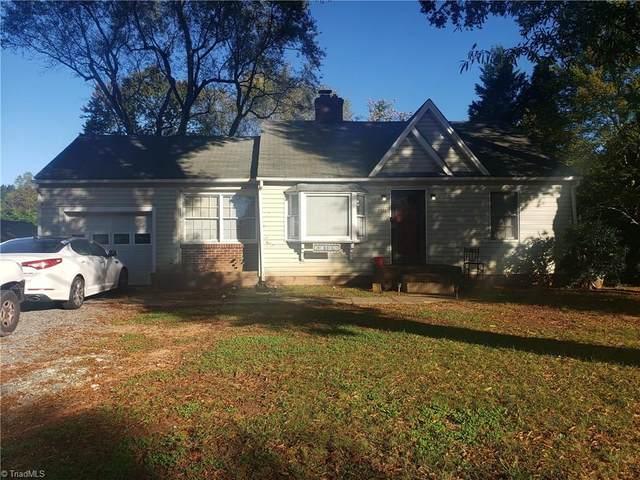 4931 Shattalon Drive, Winston Salem, NC 27106 (MLS #998783) :: Ward & Ward Properties, LLC