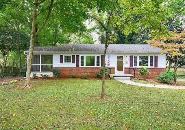 1516 Sharon Road, Winston Salem, NC 27103 (MLS #998788) :: Greta Frye & Associates | KW Realty Elite