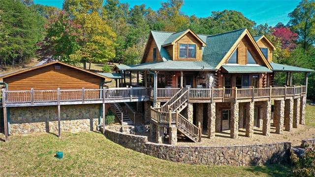 184 Grandview Circle, Traphill, NC 28685 (MLS #998790) :: Team Nicholson