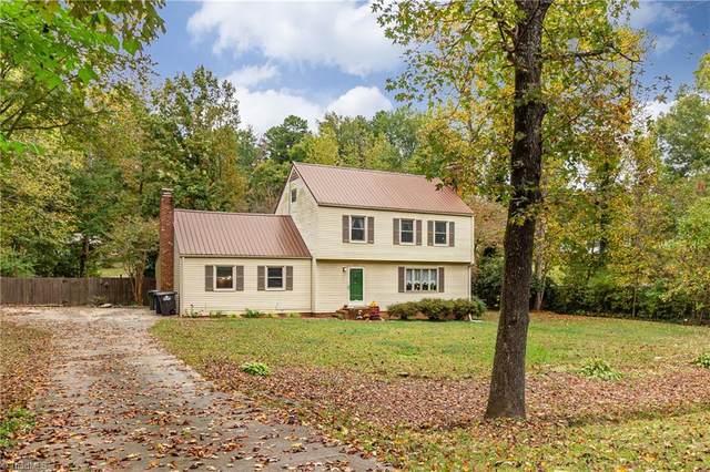 504 Homewood Lane, Lexington, NC 27295 (MLS #998803) :: Team Nicholson
