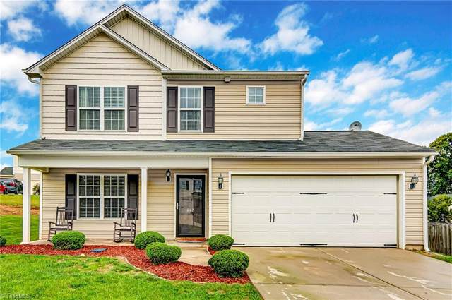 667 Field Crossing Court, Winston Salem, NC 27107 (MLS #998849) :: Ward & Ward Properties, LLC