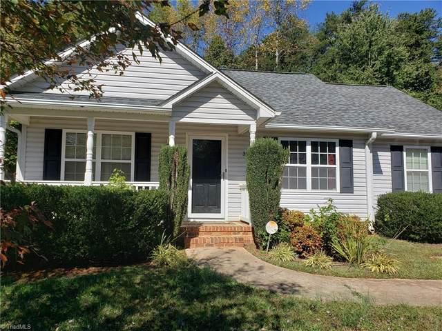 3155 Ridgeback Drive, Winston Salem, NC 27107 (MLS #998880) :: Ward & Ward Properties, LLC
