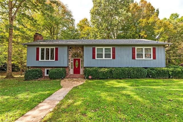 315 Magnolia Avenue, Mocksville, NC 27028 (MLS #998900) :: Team Nicholson