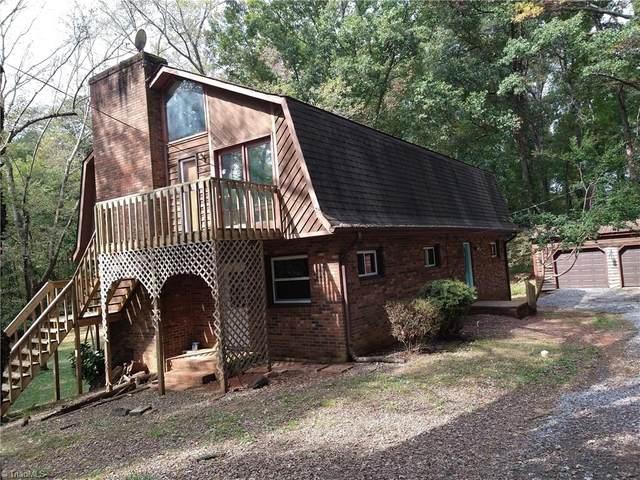 4437 White Rock Road, Winston Salem, NC 27105 (MLS #998920) :: Ward & Ward Properties, LLC