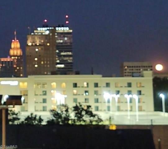 810 W 4th Street #314, Winston Salem, NC 27101 (MLS #998930) :: Ward & Ward Properties, LLC