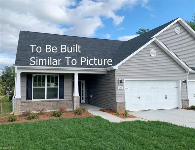 121 Oxford Ridge Court Lot 1, Kernersville, NC 27284 (MLS #998934) :: Ward & Ward Properties, LLC