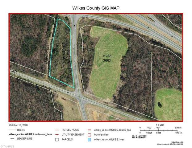 000 Clingman Road, Ronda, NC 28670 (MLS #998952) :: Ward & Ward Properties, LLC