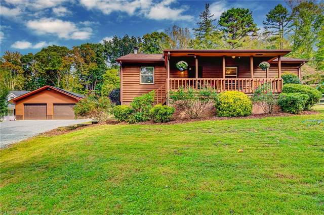 5268 Old Lexington Road, Asheboro, NC 27205 (MLS #998990) :: Ward & Ward Properties, LLC
